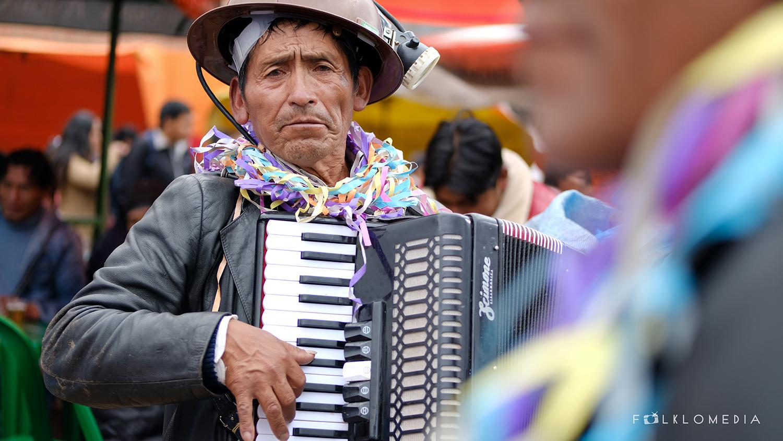 Gunther Elias - Carnaval Minero, Potosí