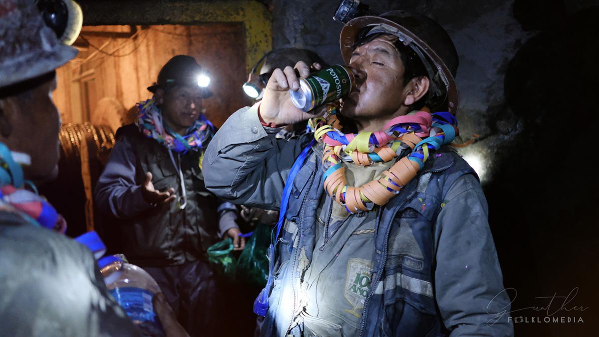 Gunther Elias - Carnaval Minero 2, Potosí