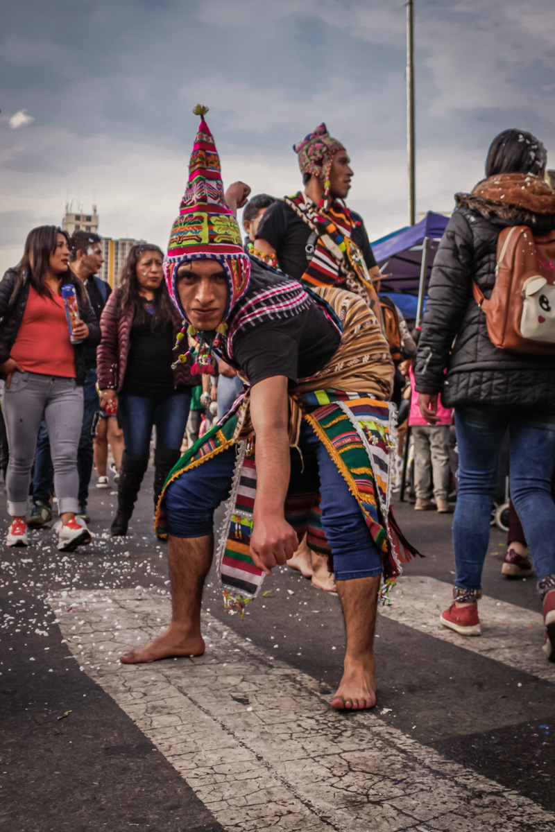 Alejandra Ramos - Carnavales, La Paz